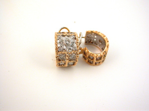 Bordati Earrings - Orecchini Bordati