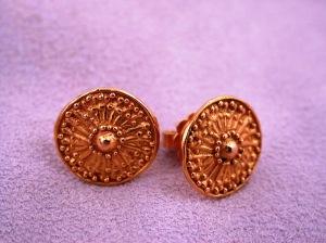 Etruschi Earrings - Orecchini Etruschi