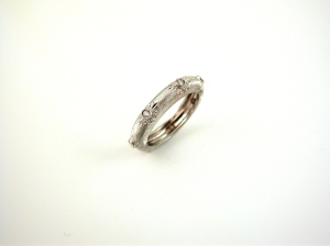 Wedding Ring White - Fede Bianca