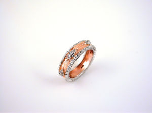 Fiorentina Wedding Ring - Fede Fiorentina