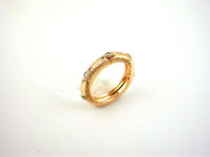Wedding Ring Yellow - Fede Gialla