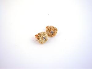 Small Flowers Earrings - Orecchini Fiorellini