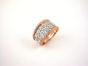 Leaves Ring - Anello Foglie
