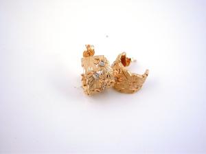 Leaves Earrings - Orecchini Foglie
