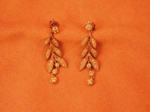 Lauro Earrings - Orecchini Lauro