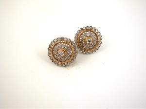 Lace Earrings - Orecchini Pizzo