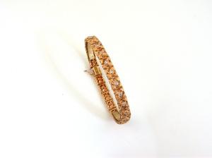 Bracelet Shamrocks 2 - Braccialetto Quadrifogli 2