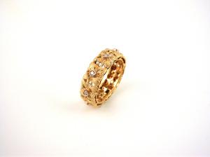 Four-Leaf Clover Ring - Anello Quadrifoglio