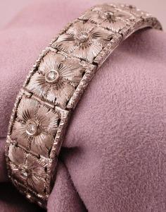 Bracelet Big Four-Leaf Clover - Braccialetto Quadrifoglio Grande